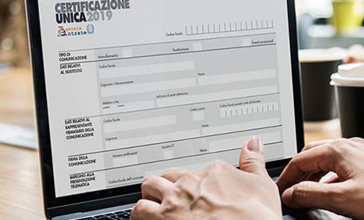 Certificazione Unica INPS 2019 Disponibile Online: Come Scaricare Il Modello CU