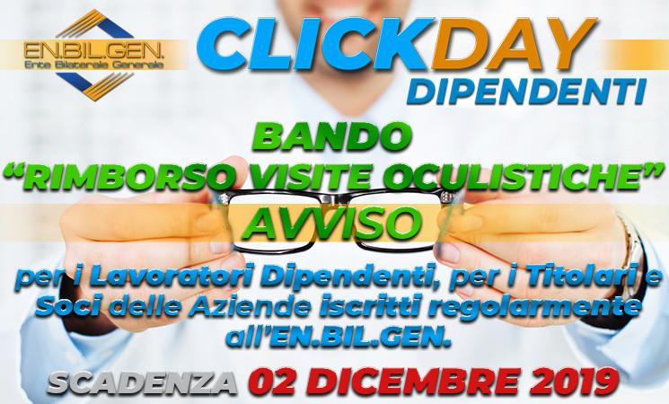 "AVVISO BANDO ""RIMBORSO VISITE OCULISTICHE"""