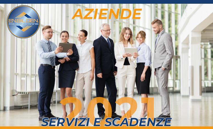 BANDI SERVIZI PER LE IMPRESE - ANNO 2021